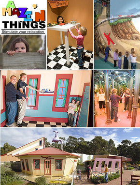 A Maze 'N Things - Geraldton Accommodation