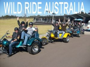 A Wild Ride - Geraldton Accommodation