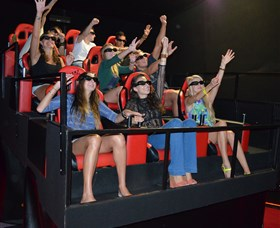 7D Cinema - Virtual Reality - Geraldton Accommodation