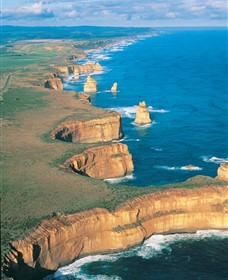 12 Apostles Flight Adventure from Torquay - Geraldton Accommodation
