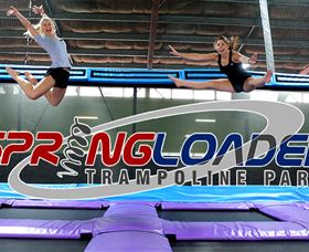 Springloaded Trampoline Park - Geraldton Accommodation