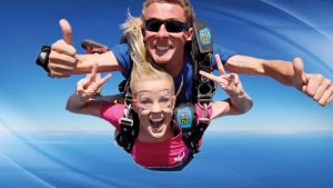 Skydive Oz Canberra - Geraldton Accommodation
