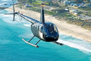 Perth Beaches Helicopter Tour from Hillarys Boat Harbour - Geraldton Accommodation