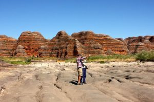 Bungle Bungle Flight Domes  Cathedral Gorge Guided Walk from Kununurra - Geraldton Accommodation