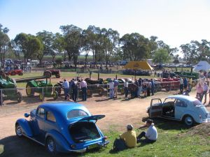 Quirindi Rural Heritage Village - Vintage Machinery and Miniature Railway Rally and Swap Meet - Geraldton Accommodation