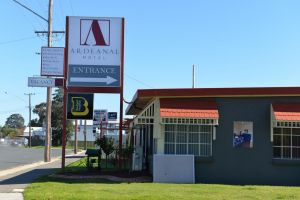 Ardeanal Motel - Geraldton Accommodation
