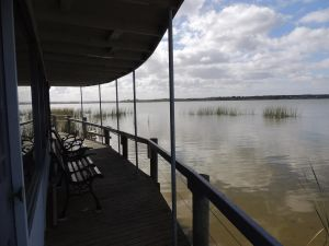 PS Federal Retreat Paddle Steamer Goolwa - Geraldton Accommodation