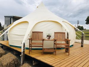 Bukirk Glamping - Geraldton Accommodation
