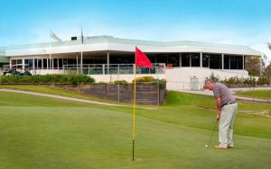 cluBarham Golf Resort - Geraldton Accommodation