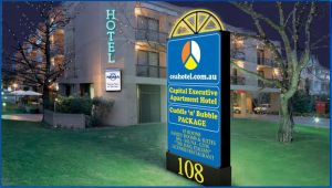 Capital Executive Apartment Hotel - Geraldton Accommodation