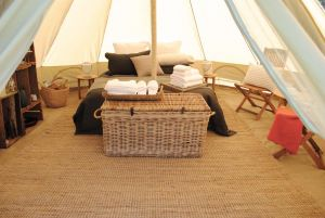 Cosy Tents - Daylesford - Geraldton Accommodation