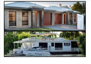 Renmark River Villas and Boats  Bedzzz - Geraldton Accommodation